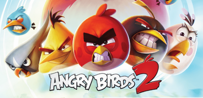Angry Birds 2 Android iPad