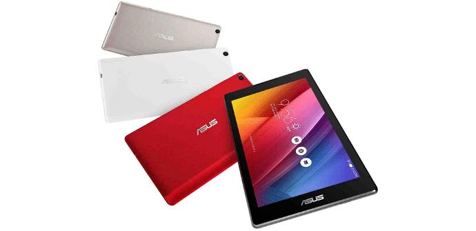 Asus ZenPad 7 colores