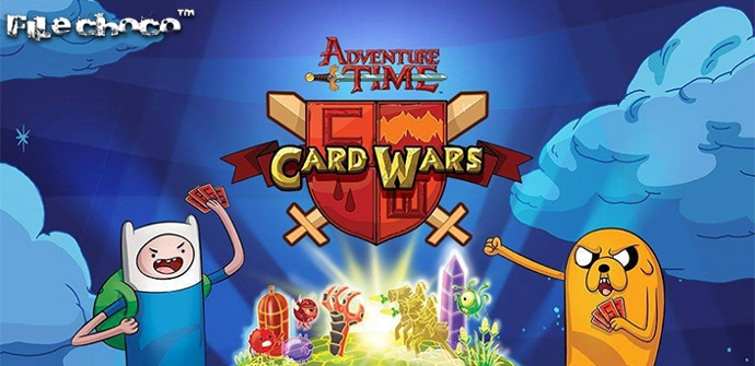 Card Wars Adventure Time