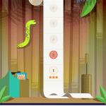 snake panel