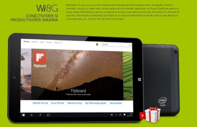 tablet allview wi8g con windows 10