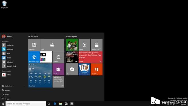 Windows 10 ahorrar bateria fondo de pantalla