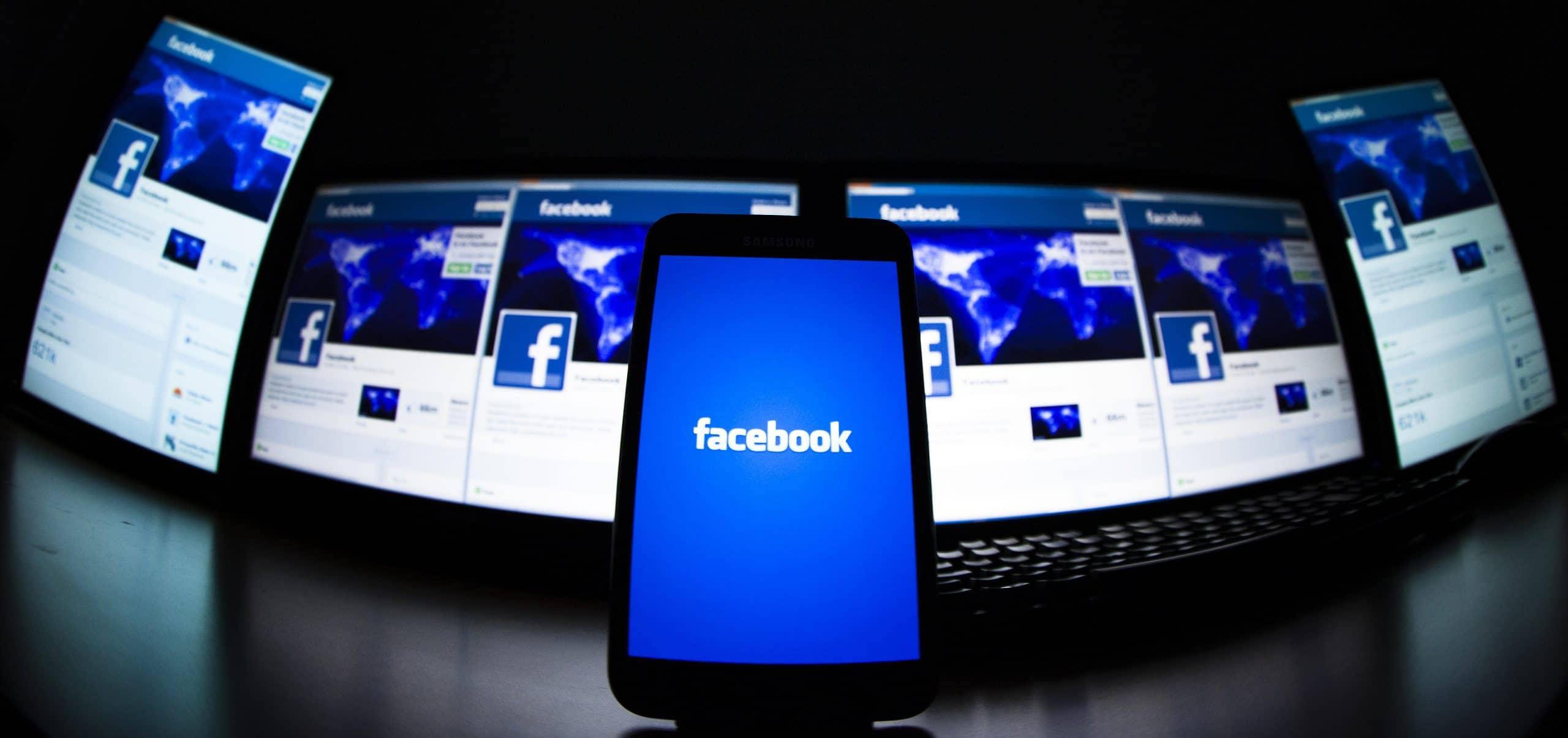 Facebook consumo en Android