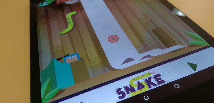juegos serpiente