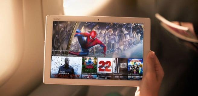 xperia z4 tablet blanca