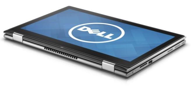 Dell Inspiron 13 7000 plegada