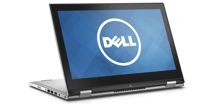 Dell Inspiron 13 7000 pantalla