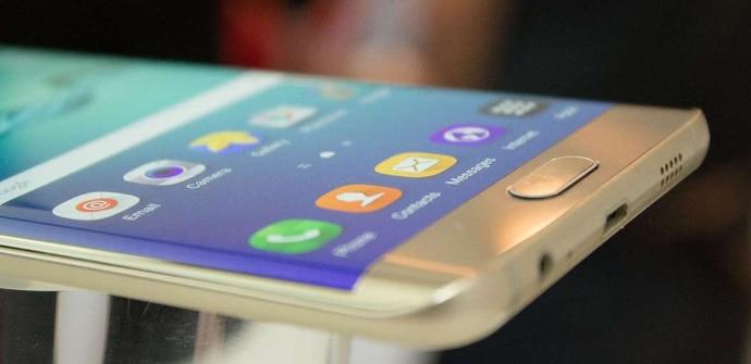 Galaxy S6 edge+ lateral