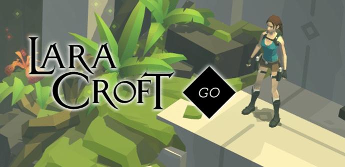 Lara Croft Go juego tablets y móviles