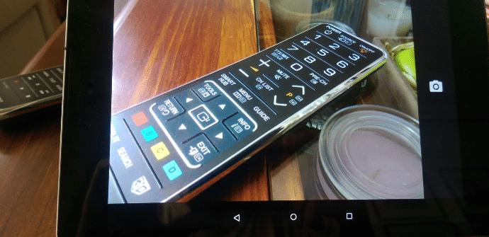 Pilas mando a distancia tablet