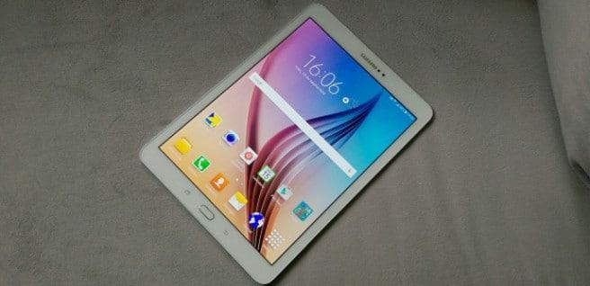 Galaxy Tab S2 Marshmallow