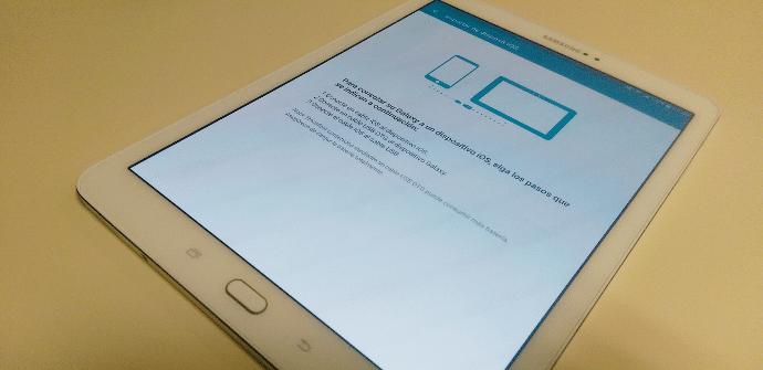 Samsung Smart iPad Galaxy
