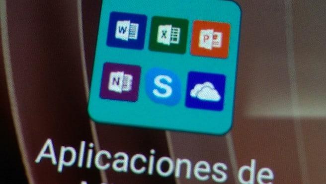 Galaxy Tab S2 primer plano pantalla