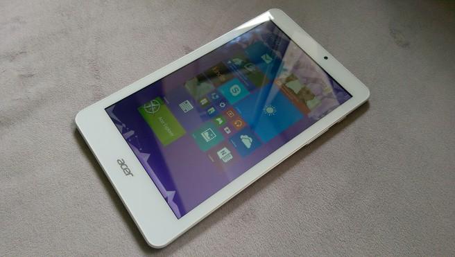 Tablet Acer Iconia con Windows valoracion