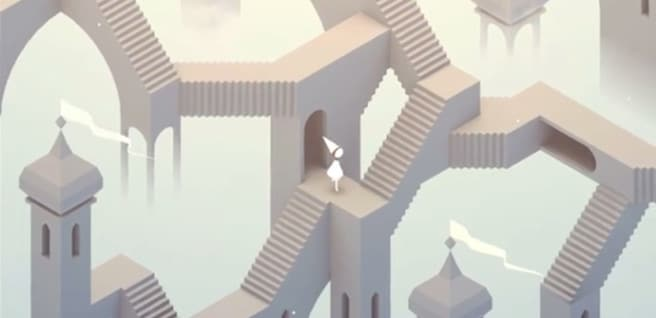 Monument Valley puzzles