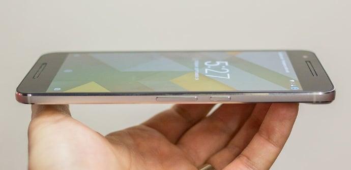 Nexus 6P metal