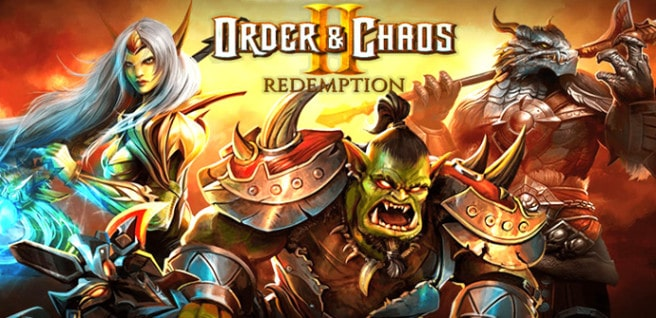 Order & Chaos 2 juego