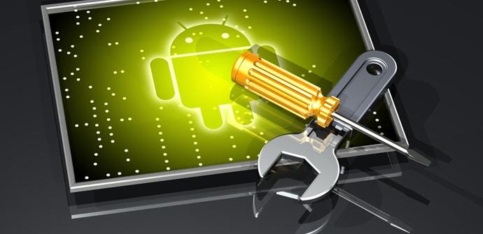android herramientas tablets