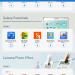 Galaxy Tab S2 Samsung apps