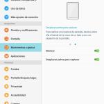 Galaxy Tab S2 personalizacion