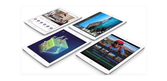 iPad mini blanco