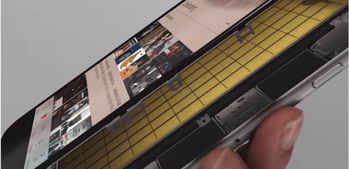 iPhone 6s 3D Touch por dentro