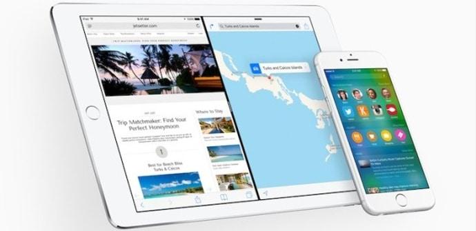 Apple iPhone 6s Plus iPad Pro