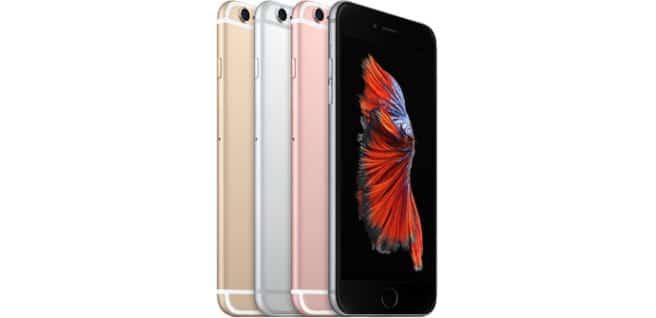 iphone 6s plus perfil