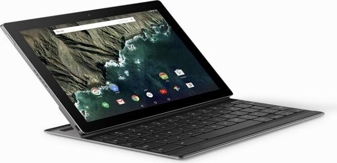 tablet pixel google