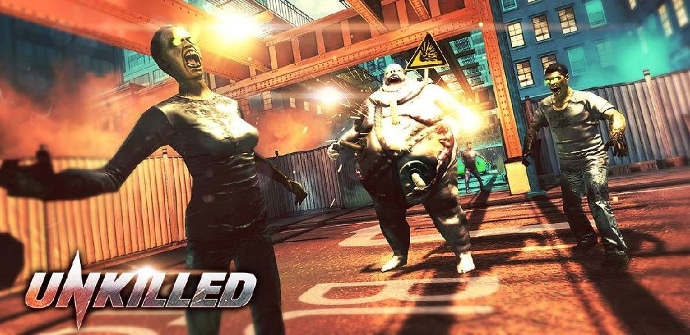 unkilled juego