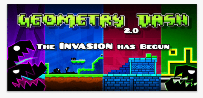 Geometry Dash app Android