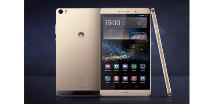 Huawei Mate 8 6 pulgadas