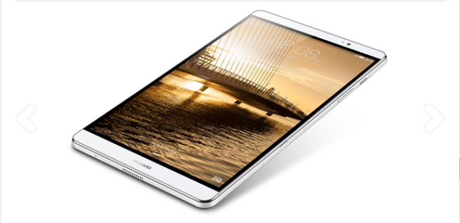 Huawei MediaPad X2 8