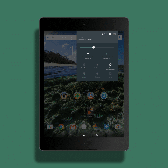 Android 6 ajustes