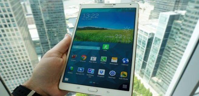Galaxy Tab S2 blanco