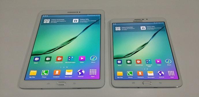 Galaxy Tab S2 9.7 Galaxy Tab S2 8