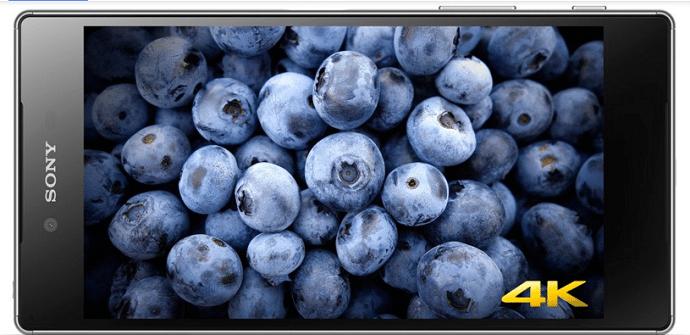 Sony Xperia Z5 Premium 5.5 pulgadas