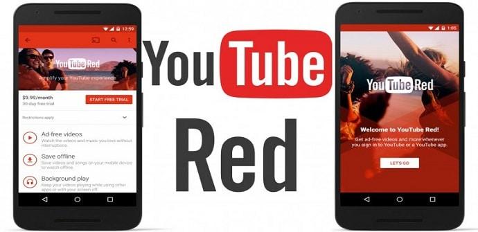 Youtube Red App