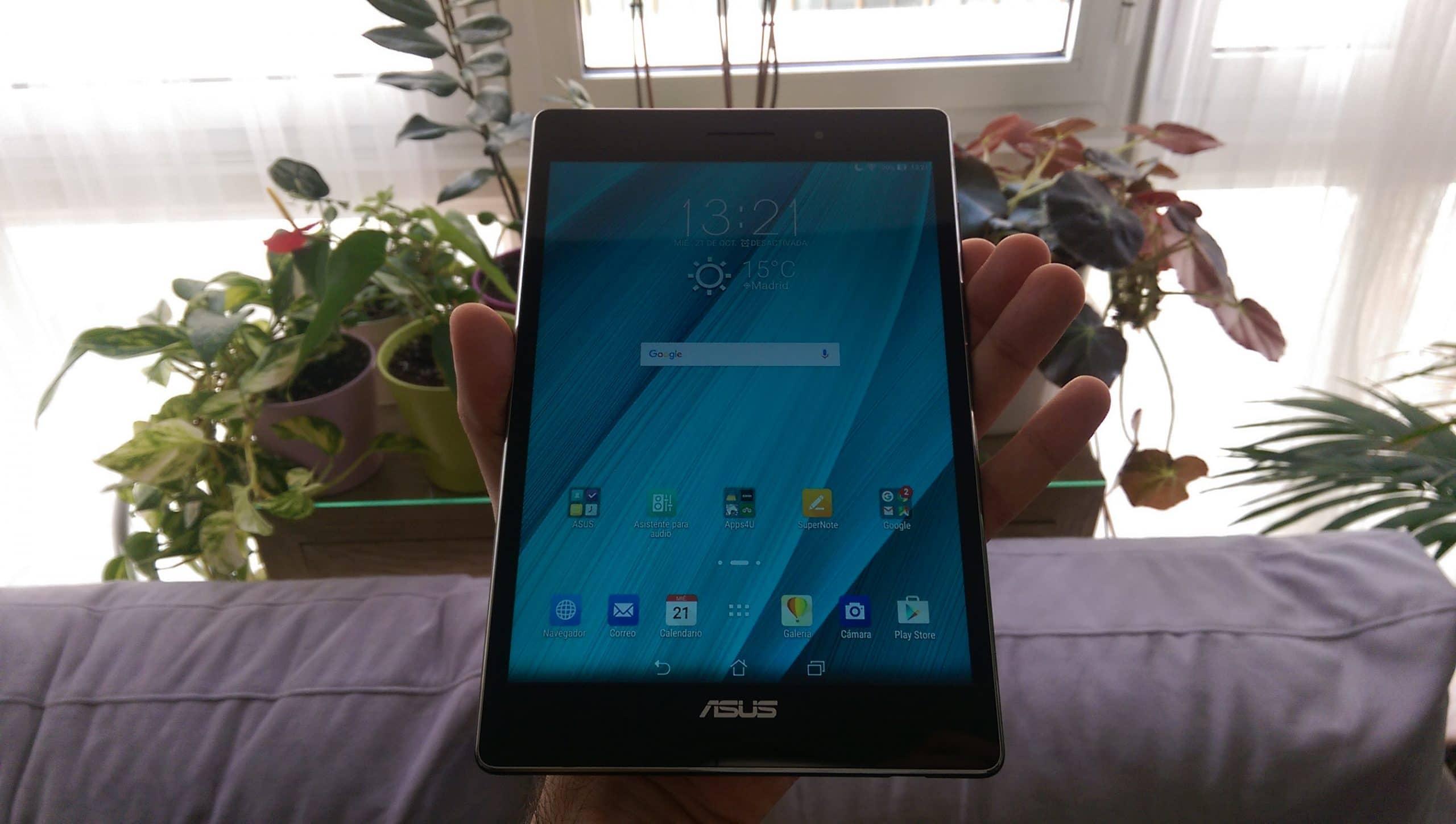 Tablet Asus ZenPad S review