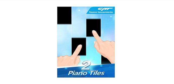 piano tiles 2 teclas