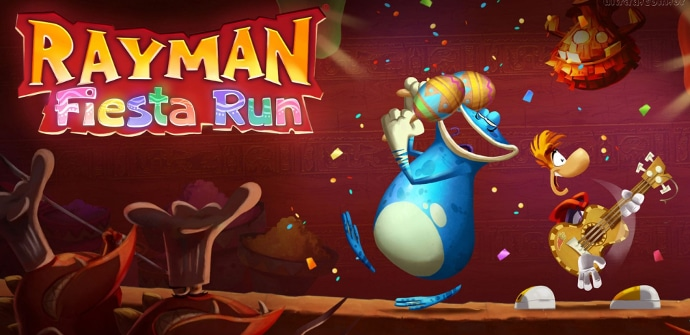 Rayman Fiesta Run juego
