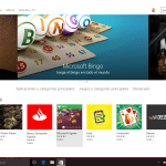 Tablet Surface Windows 10 store