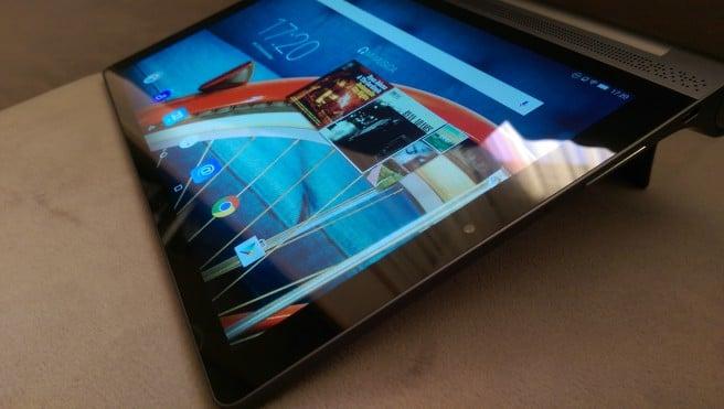Lenovo Yoga tablet Tilt