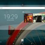 Lenovo Yoga tablet añadir widgets