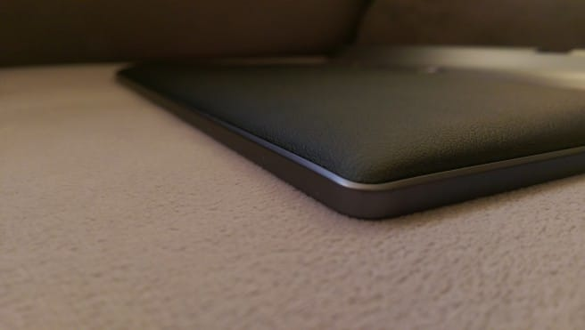 Lenovo Yoga tablet grosor