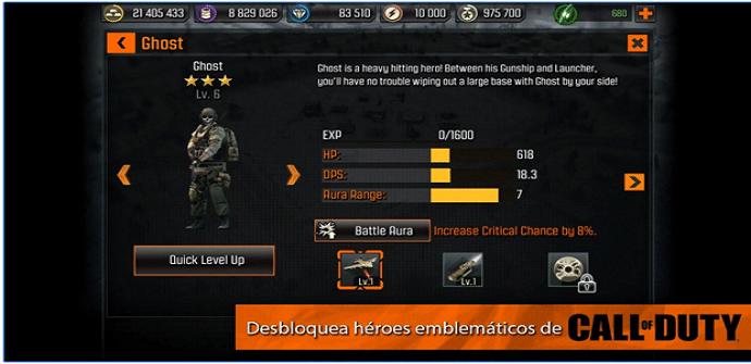 call of duty soldado