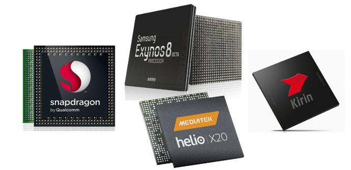 nuevos procesadores soc