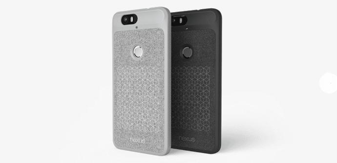 Nexus 6P funda diseño