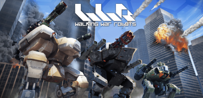 Walking_War_Robots juego