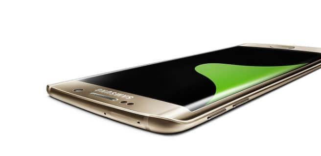 Galaxy S6 Edge Plus pantalla